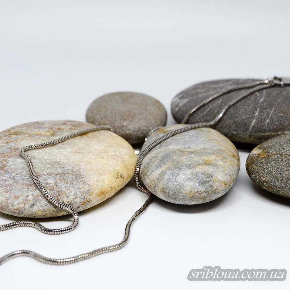 Серебряная цепочка снейк (арт. 111014)