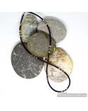 """Шнурок каучуковый """"Черное и белое"""" (арт. 950040C)"""