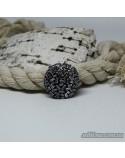 Серебряное кольцо, вставка фианиты (арт. 410564)