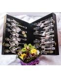 """Набір з 24 столових приборів """"VITTORIANO"""""""