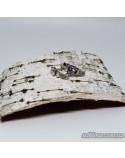 Срібні сережки, вставка фіаніти (арт. 20329)