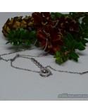 Срібний ланцюжок-краватка (арт. 450089)