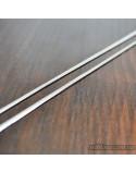 Срібний жіночий плаский ланцюжок снейк (арт. СТо 20-45)